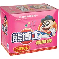 徐福记熊博士橡皮糖(水蜜桃圈)60g*10