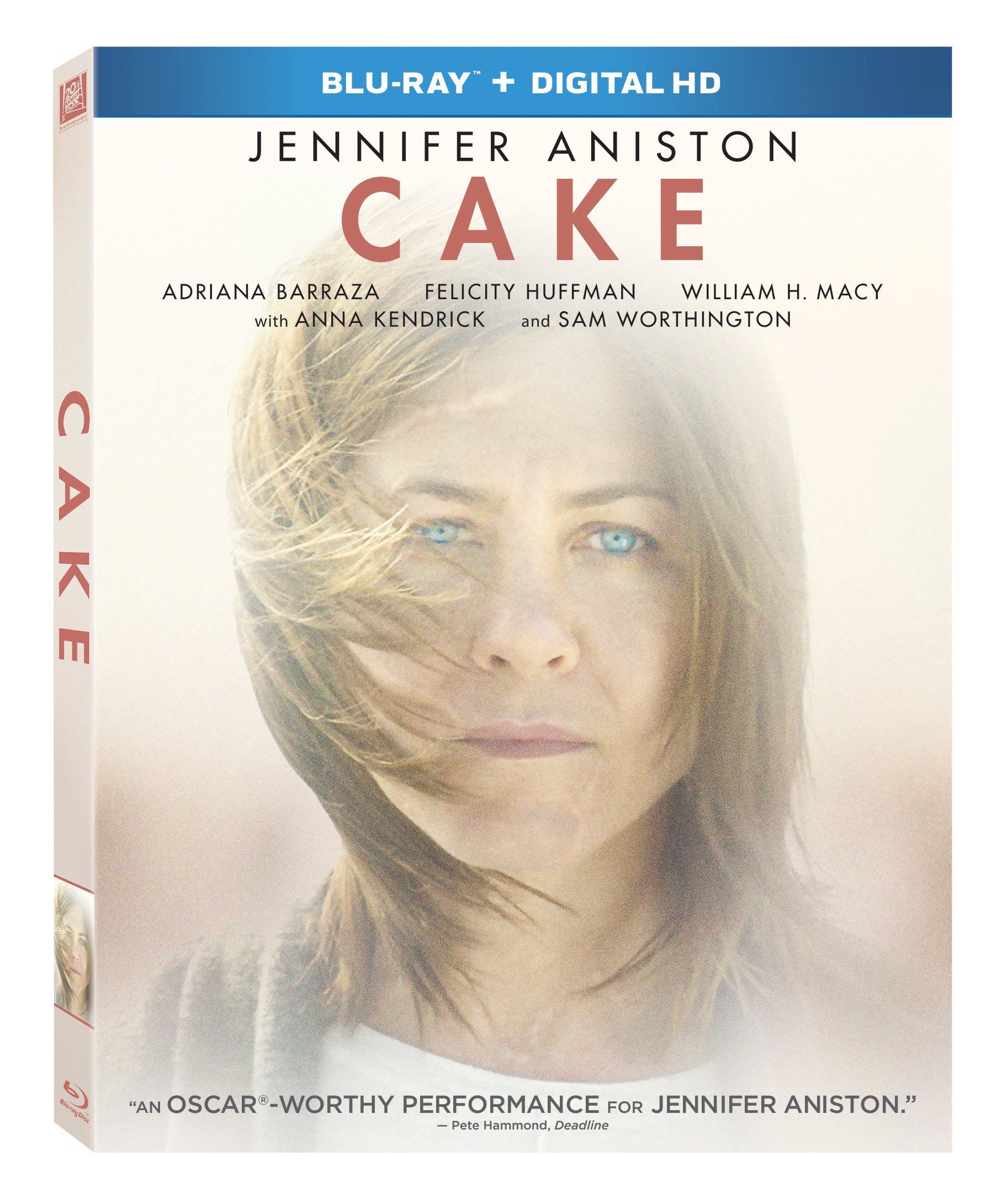 Blu-ray : Cake (Widescreen, Digital Theater System, Digitally Mastered in HD, )