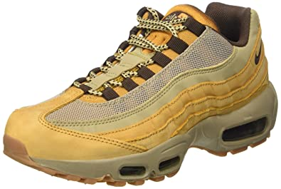reputable site d51c8 72f3e Nike WMNS Air Max 95 Winter, Bottes Classiques Femme, Marron (BronzeBamboo