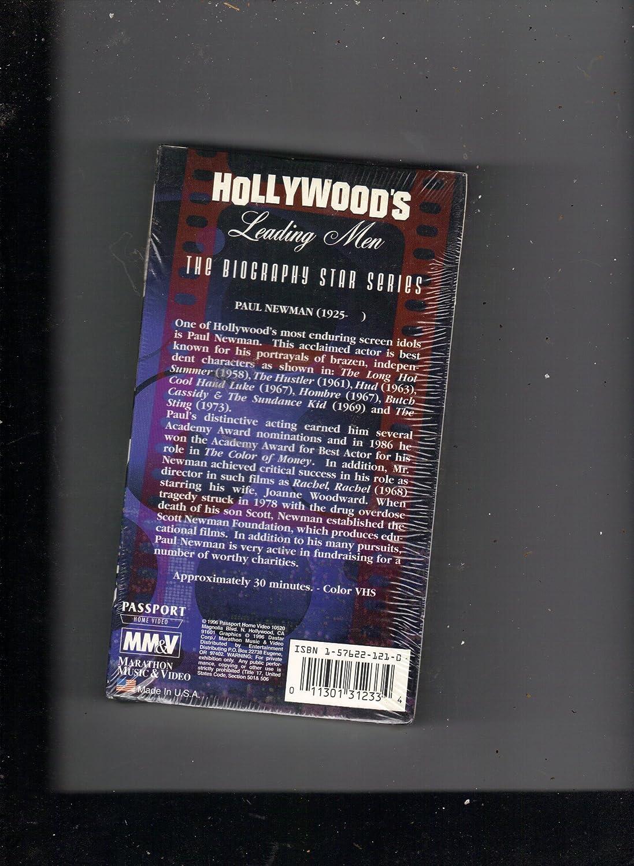 Amazon.com: Hollywoods Leading Men - Paul Newman: Paul Newman: Movies & TV