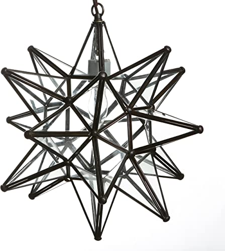 Glass Star Lights