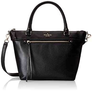 Amazon.com: kate spade new york Cobble Hill Small Gina Satchel Bag ...