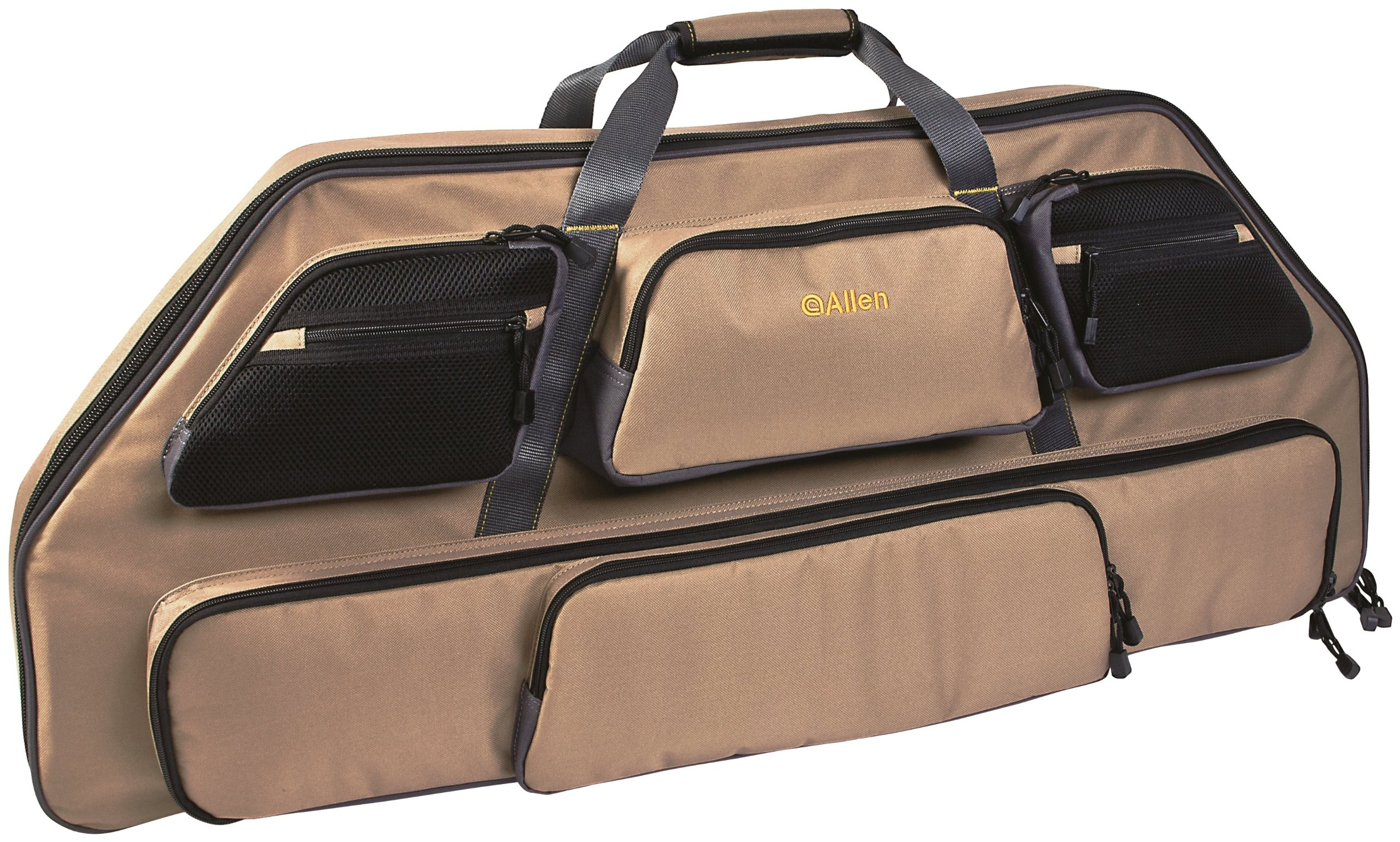 Allen Compound Bow Case, 35'' Gear Fit Pro - Fits Compund Bows up to 35'' Axle to Axle