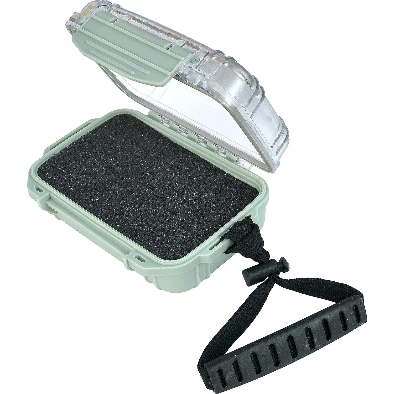 Best防水SDメモリカードホルダー – トレイルカメラSanDiskメモリカードケース。Rugged SDカードストレージケース。安全なストレージボックスHolds 16メモリカード。 B071ZRNW3H Original グレー グレー Original
