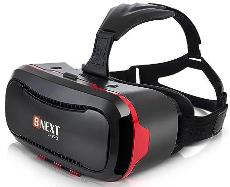 Bnext VR Auriculares Gafas de Realidad Virtual para iPhone y Android