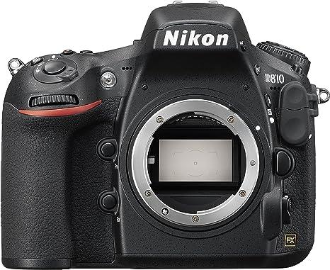 Nikon D810 Cuerpo de la cámara SLR 36,3 MP CMOS 7360 x 4912 ...
