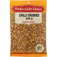 Maharajah's Choice Chilli Crushed, 10 x 250 g