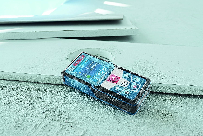 Bosch Entfernungsmesser Blau : Bosch plr c laser entfernungsmesser mit app anbindung im test