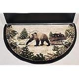 Amazon Com Quot Roaming High Country Quot Elk Wildlife Rug 36