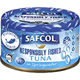 SAFCOL Tuna in Springwater 95g Can x 12