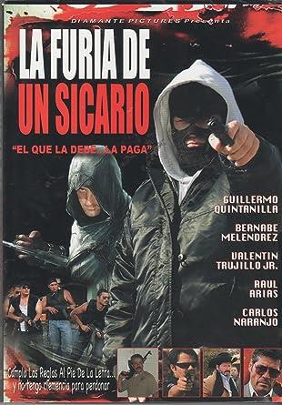 La Furia De Un Sicario [Guillermo Quintanilla U0026 Valentin Trujillo Jr.]