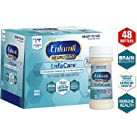 Enfamil NeuroPro EnfaCare Ready to Feed Premature Baby Formula Milk Nursette, 2...