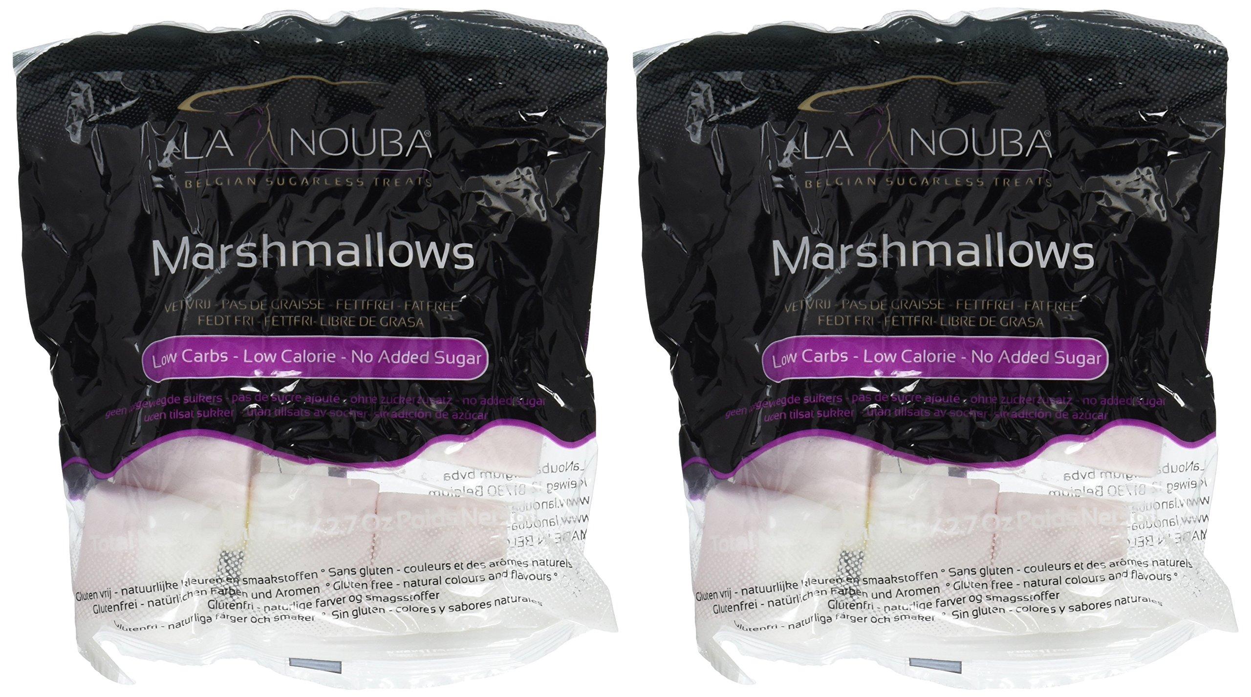 2 Pack Value: La Nouba, Sugar Free Marshmallow, Fat Free Gluten Free, 5.4 oz. by La Nouba (Image #2)