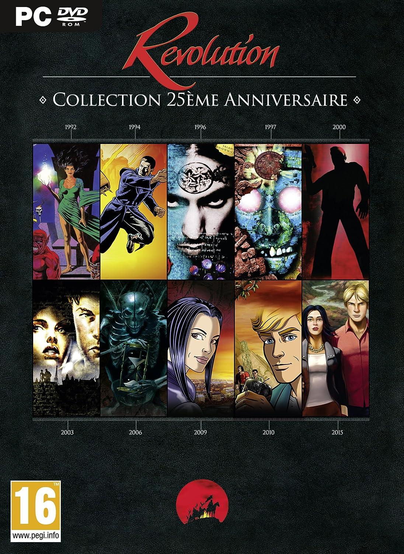 Revolution 25ème anniversaire 91ingmyy6QL._SL1500_