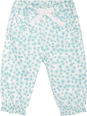 NAME IT - Pantalones de algodón orgánico para bebé Azul/Aqua Haze ...