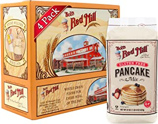 product image for Bob's Red Mill Gluten Free Pancake Mix, 22-ounce (Pack of 4)