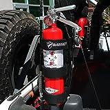 Bartact TAOFEH - Roll Bar Fire Extinguisher Holder steel brackets