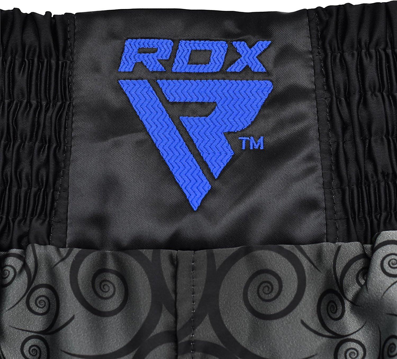 RDX Short d Boxe Entra/înement Grappling Kick Boxe Free Fight MMA Cage Combat Arts Martiaux