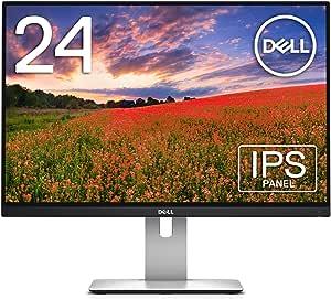 Dell display monitor U2415 24 inch / WUXGA / IPS non-glossy / 6ms / DPx2 (MST) HDMIx2 / sRGB99% / USB hub / frameless / three-year warranty