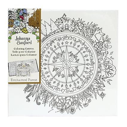 Amazon.com: Art Alternatives Johanna Basford Enchanted Forest ...
