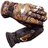AlexVyan Warm Winter Gloves Low Temperature Snow proof Protective Gloves for Men, Boys, Male Universal Size