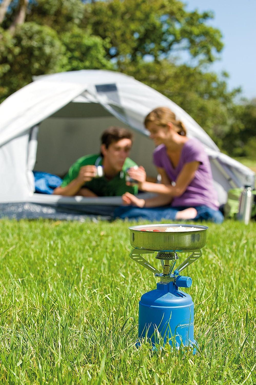 Campingaz 40470 Campingkocher Camping 206 Gr S 204 X 122 Prime Genset Pr1200cl 850watt Cm Sport Freizeit