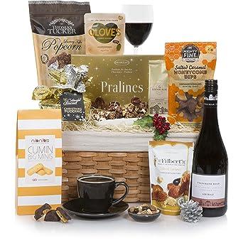 Christmas hamper gift ideas uk
