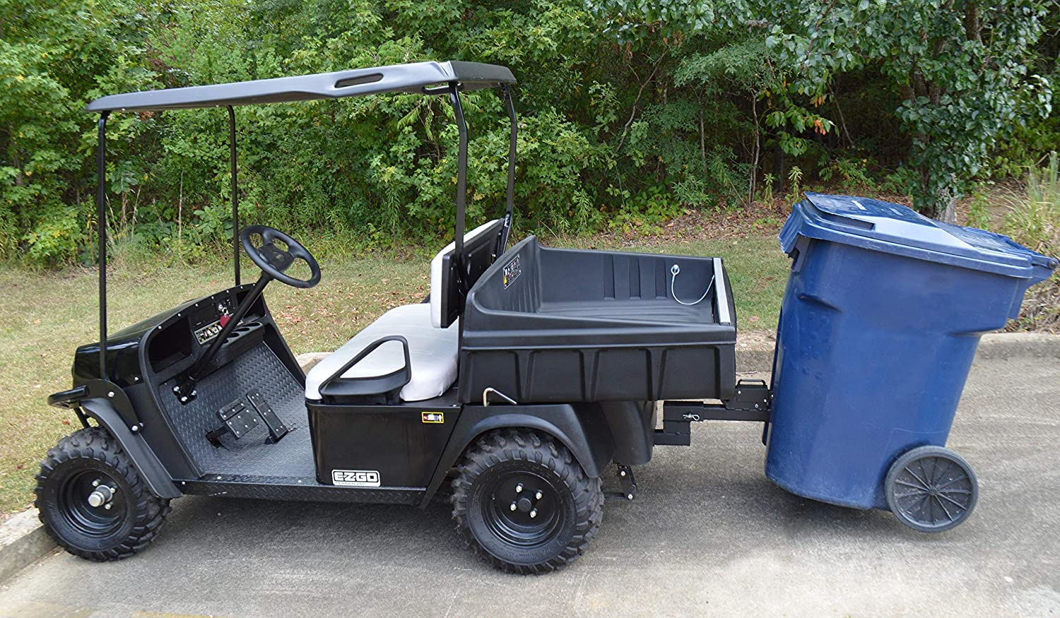 Tote Caddy Great Day TC5000 Trash Can Transporter