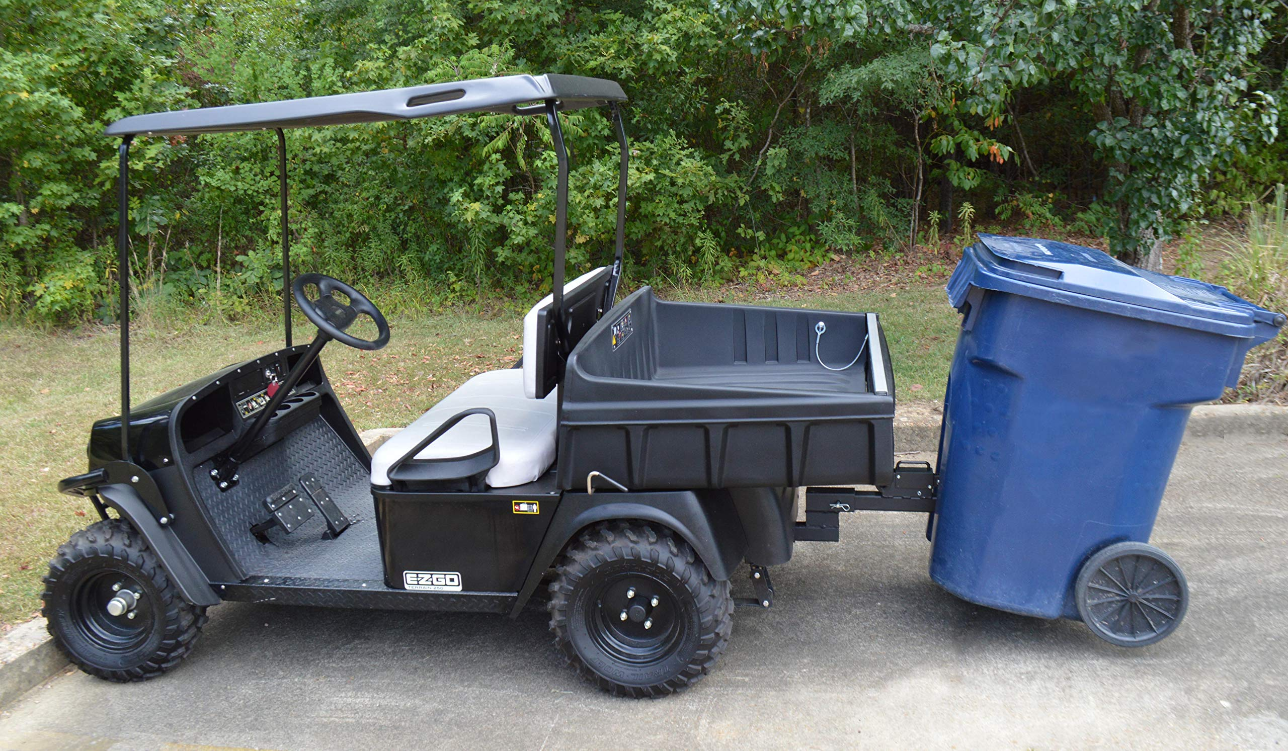 Great Day TC5000 Trash Can Transporter (Tote Caddy) by Great Day (Image #5)