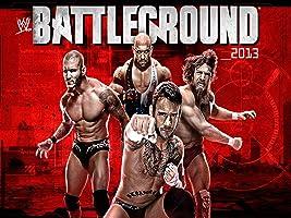 WWE Battleground 2013