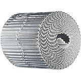 Pacon Bordette(R) Design Border, Metallic Silver