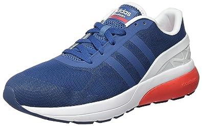 adidas Herren Cloudfoam Flow Sneaker Blau