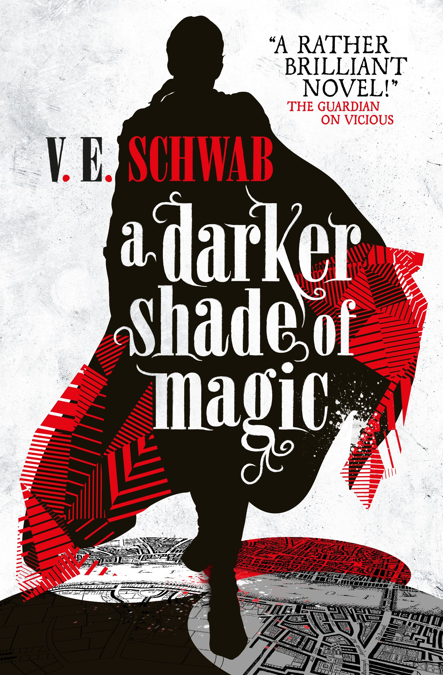 A Darker Shade of Magic: Amazon.co.uk: V. E. Schwab, Victoria Schwab:  9781783295401: Books