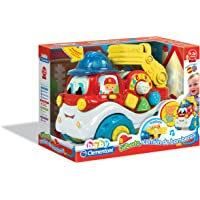 Baby Clementoni Camión Bomberos Educativo (550739)