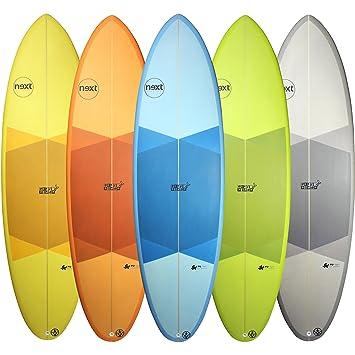 Next Easy Rider sintética rendimiento tabla de surf – varios colores/tamaños 6 m +