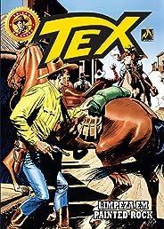 Tex Edição Em Cores 41. Limpeza Em Painted Rock