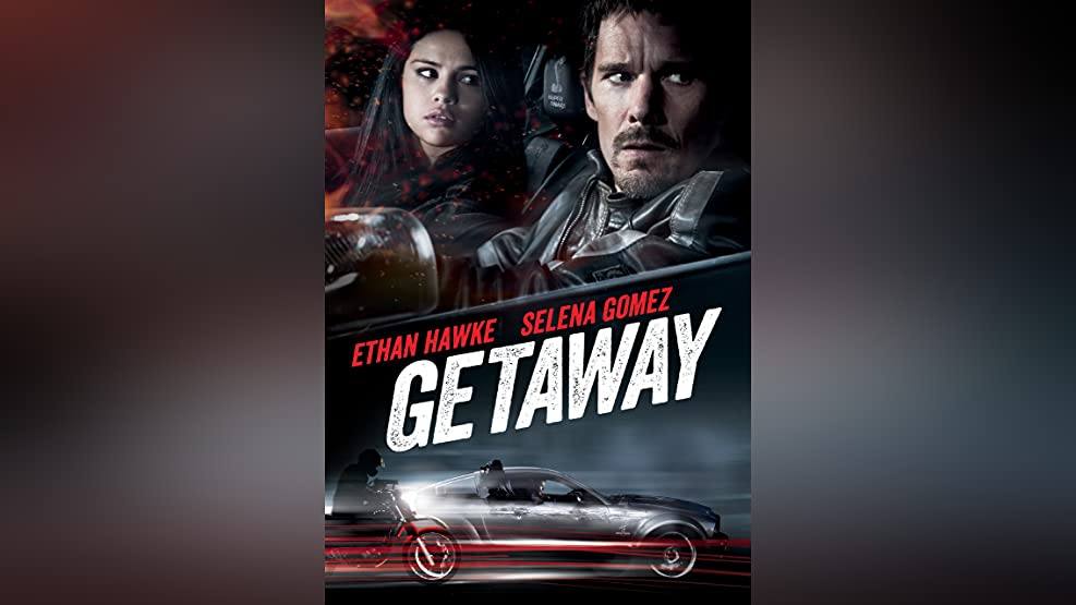 Getaway (bonus features)
