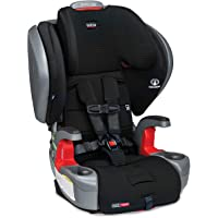 Britax Grow with You ClickTight Plus Harness-2-Booster Car Seat | 3 Layer Impact Protection - 25 to 120 Pounds, Jet…