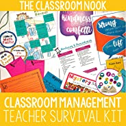 Back to School: Classroom Management Survival Kit (& Teacher Toolbox) Printables, Video Trainings, Student Resources