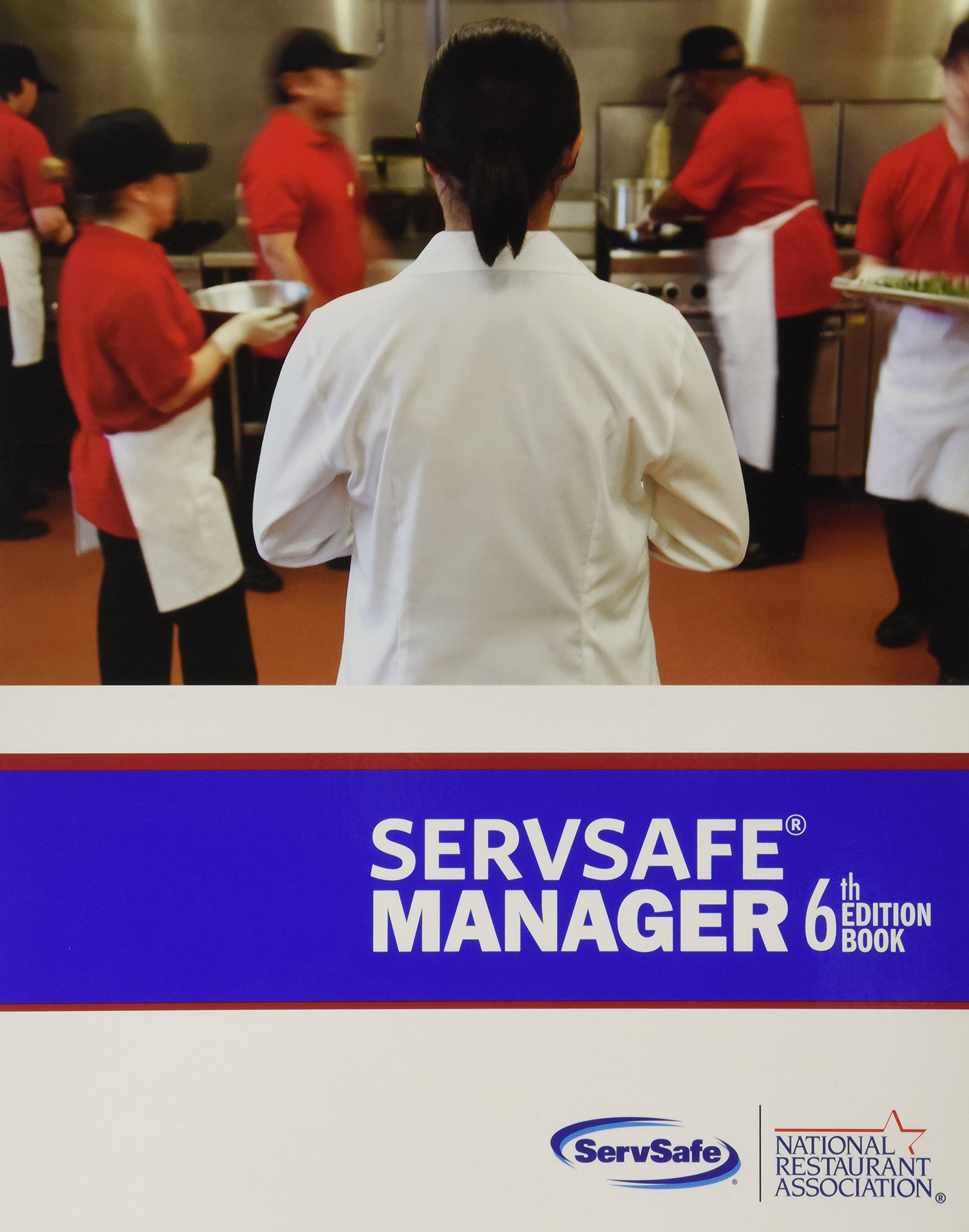 ServSafe Manager Book 6th Ed (without Exam Answer Sheet) PDF