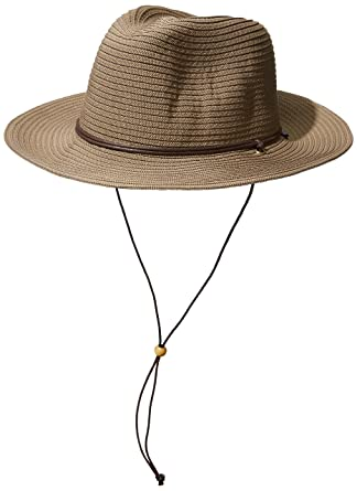 633885f925952 Wallaroo Hat Company Men s Jasper Sun Hat - UPF 50+ - Internal Adjustable  Drawstring at Amazon Men s Clothing store