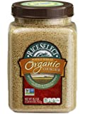 RiceSelect Organic Whole Wheat Couscous, 26.5-Ounce (Pack of 4)