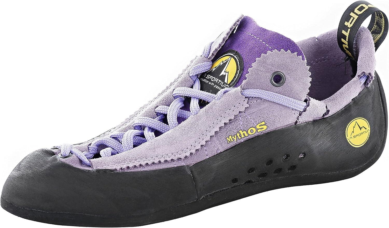 La Sportiva Mythos - Pies de gato - violeta/negro Talla 41 ...