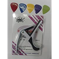 Gigmind Guitar Capo +Pick