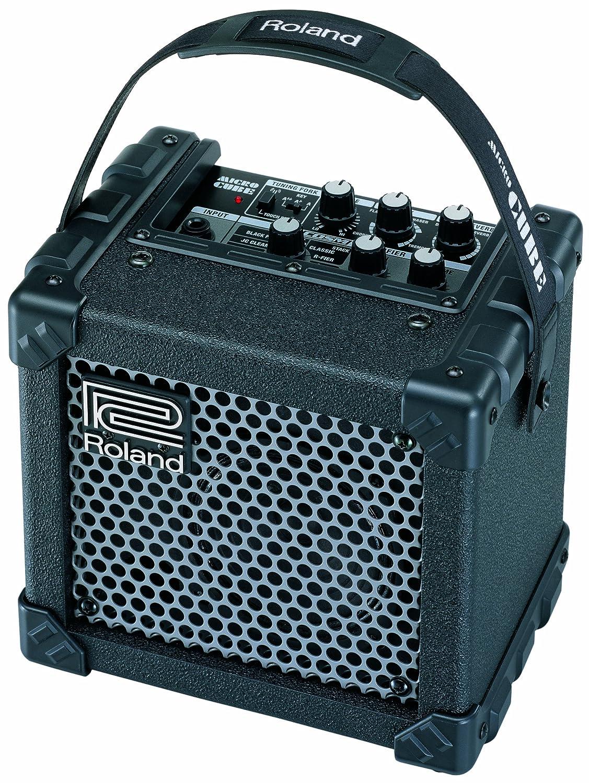 Roland Micro Cube - Amplificador de guitarra, color rojo: Amazon.es: Instrumentos musicales