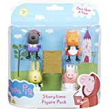 Peppa Pig : Once Upon a Time – Blister 4 Figurines 5 cm