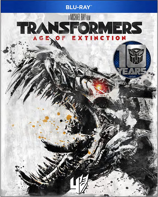 Transformers: Age Of Extinction 2 Blu-Ray Edizione: Stati ...