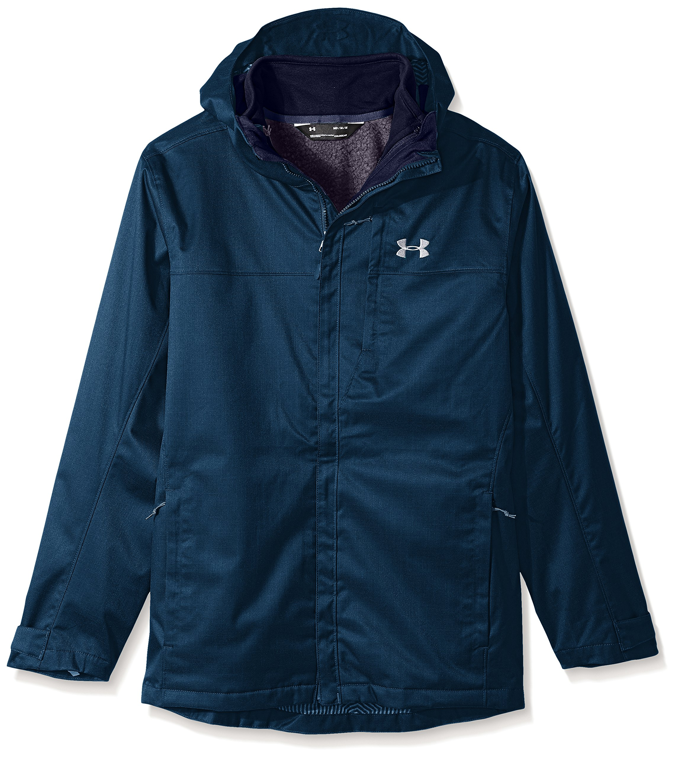 Under Armour ColdGear Infrared Porter 3-in-1 Jacket - Men's by Under Armour