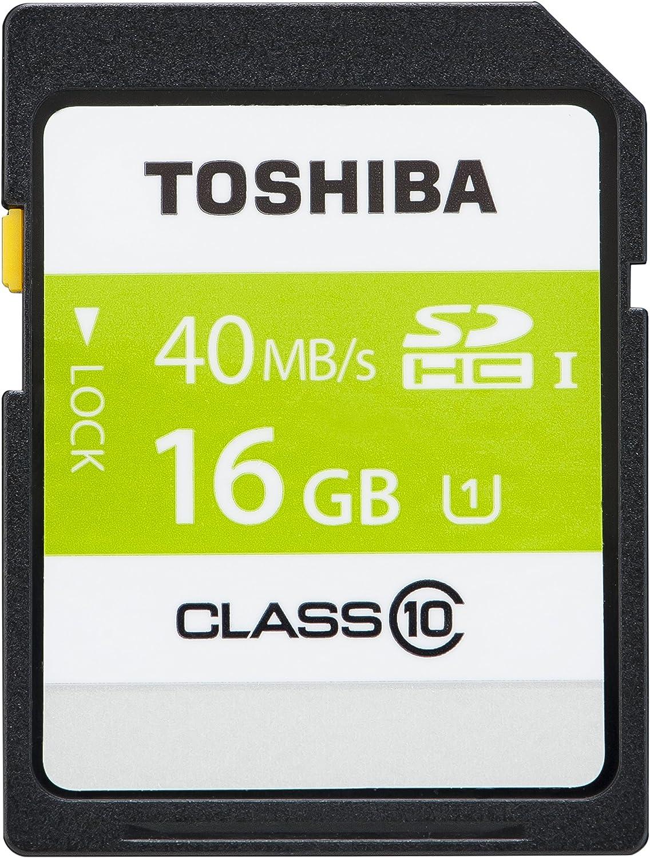 PFS064U-2DCK Toshiba 64GB SD Card Class 10 40MB//s
