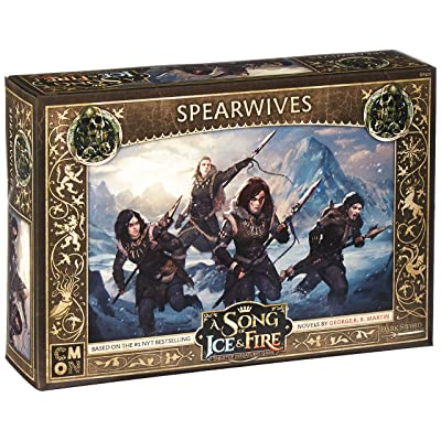 A Song of Ice & Fire: Free Folk Spearwives: Toys & Games